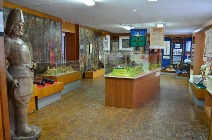 Краеведческий музей имени Г.Ф. Соловьева