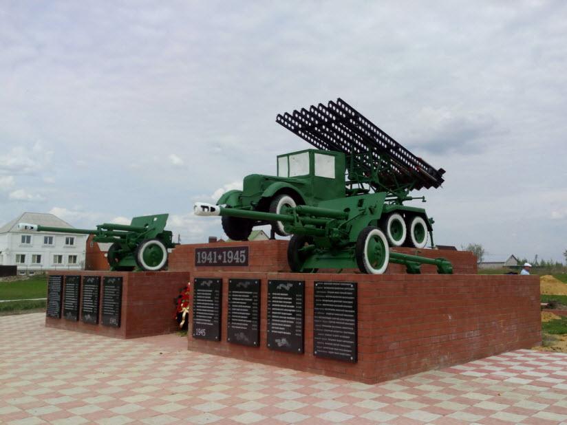 Мемориал защитникам города