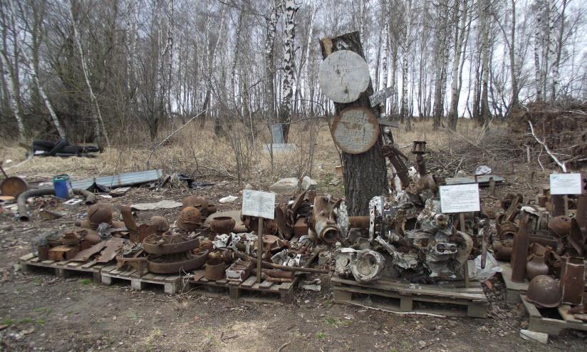 Музей сбитых самолетов