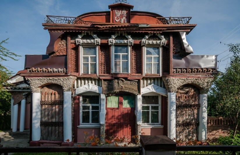 Музей-усадьба Край Долгоруковский