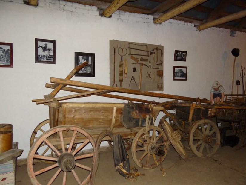 Музей «Все о лошадях»
