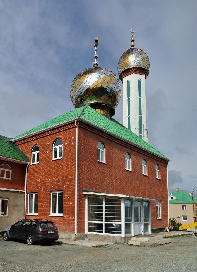 Находкинская мечеть