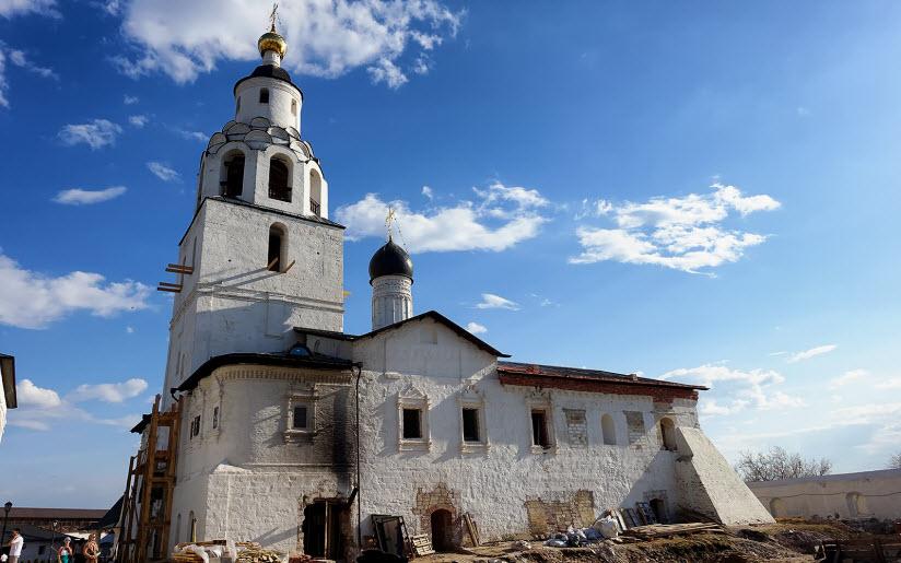 Никольская трапезная церковь
