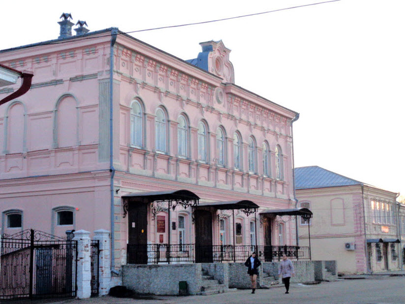 Особняк Пономарева