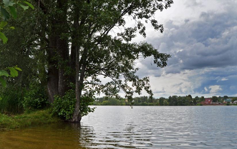 Озеро Сынтульское