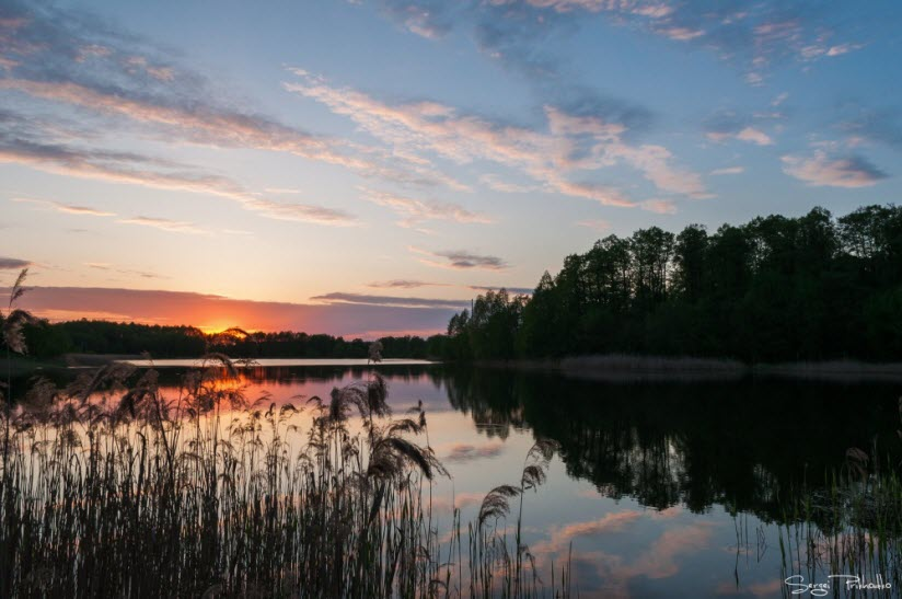 Озеро Вьюнки