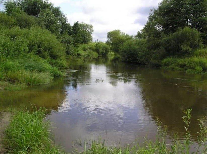 Река Вытебеть