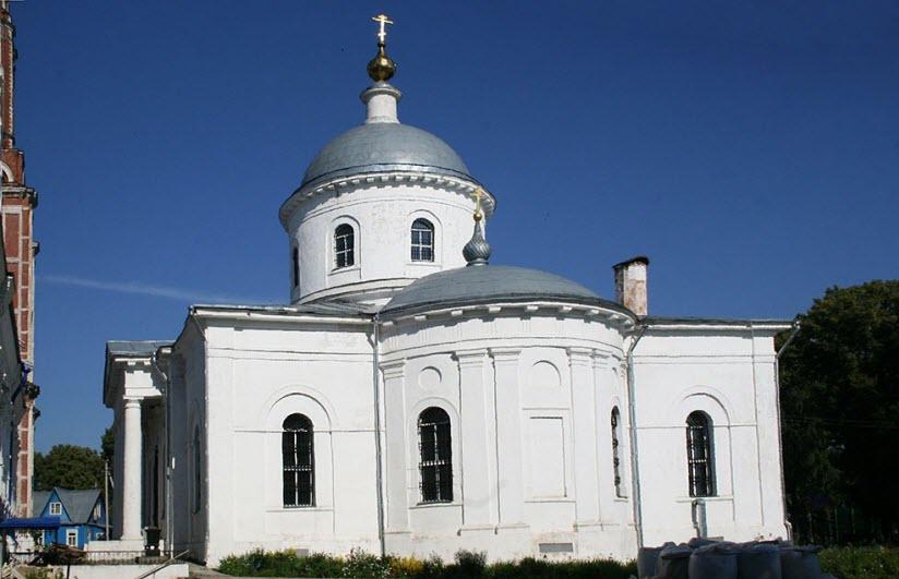 Церковь иконы Божией Матери «Иерусалимская»