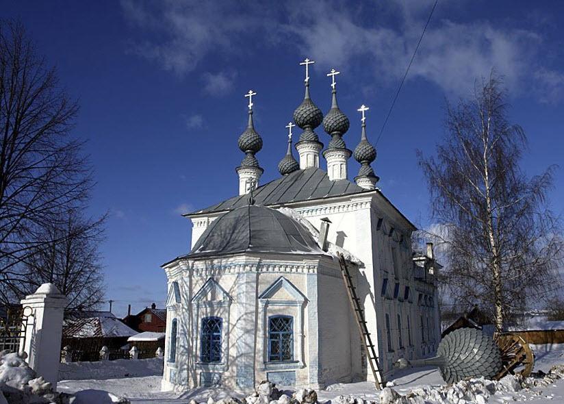 Церковь свт. Василия Великого