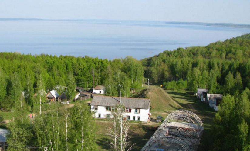 Туристическая база «Наргиз»