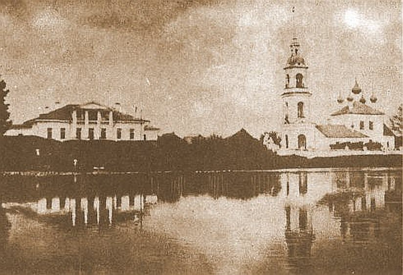 Усадьба Семеновское