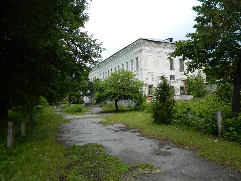 Усадебно-промышленный комплекс Баташевых