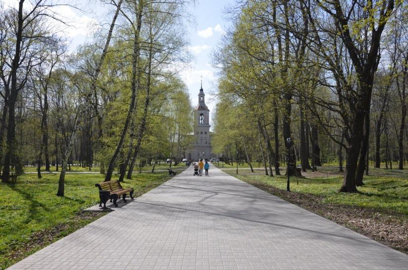 Усадебный парк имени А.Т. Болотова