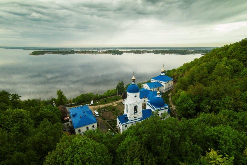 Вознесенский Макарьевский монастырь