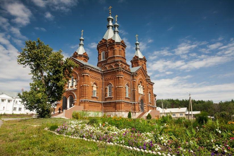 Богородице-Тихоновский монастырь
