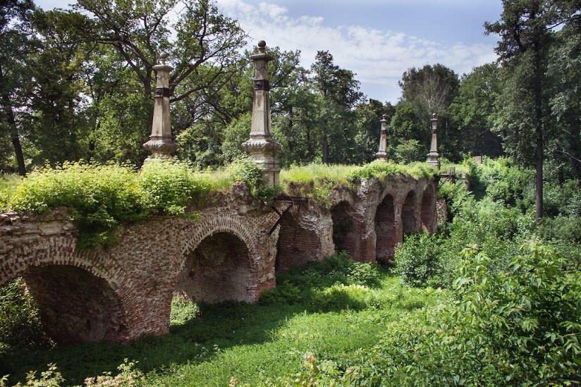 Чертов мост в Кирицах