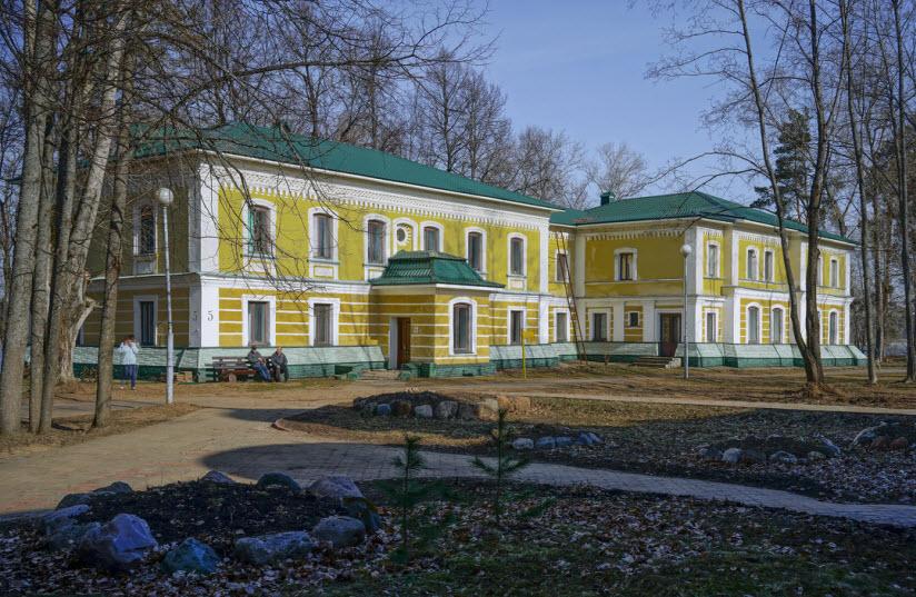 Дом князя Гагарина