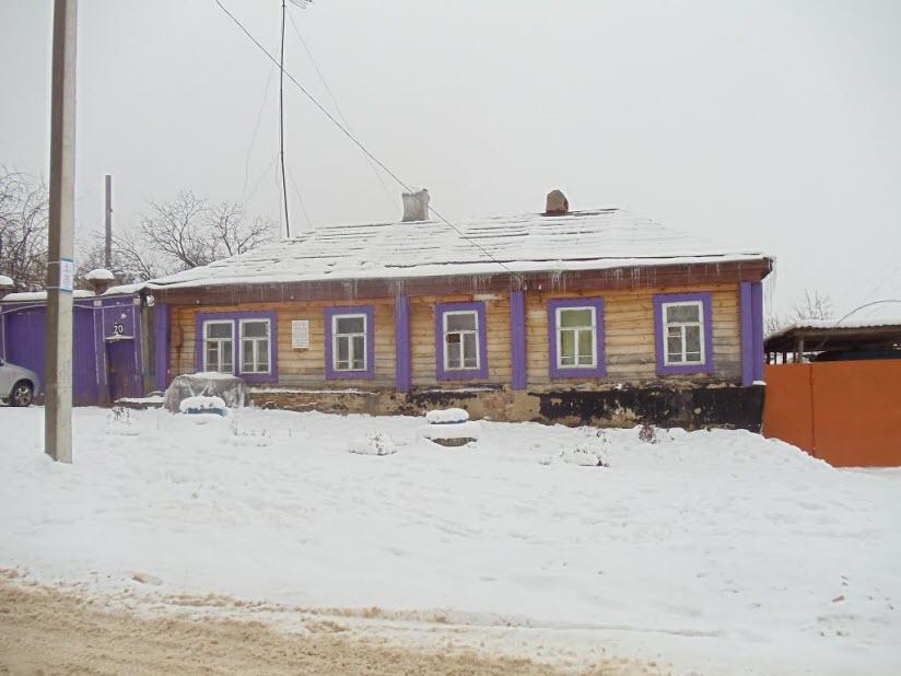 Дом Марии Фроловой