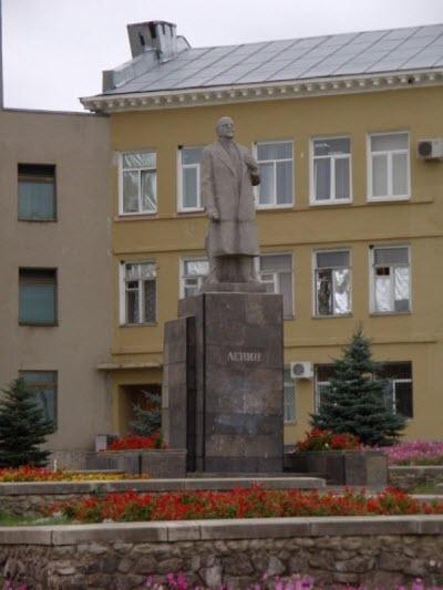 Энергичный Ленин