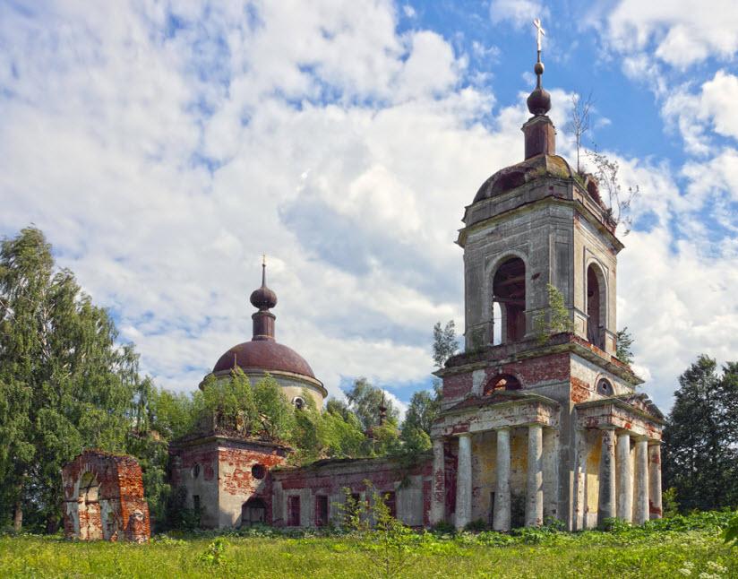 Храм Успения Пресвятой Богоматери