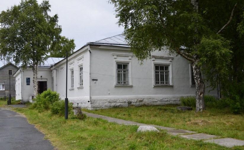 Кемский краеведческий музей «Поморье»