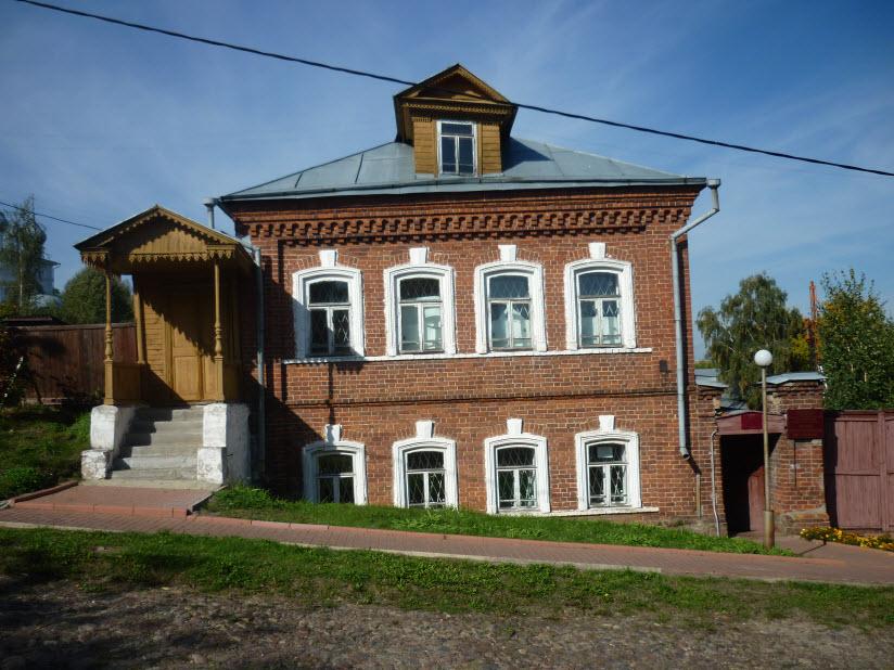 Музей архитекторов Весниных