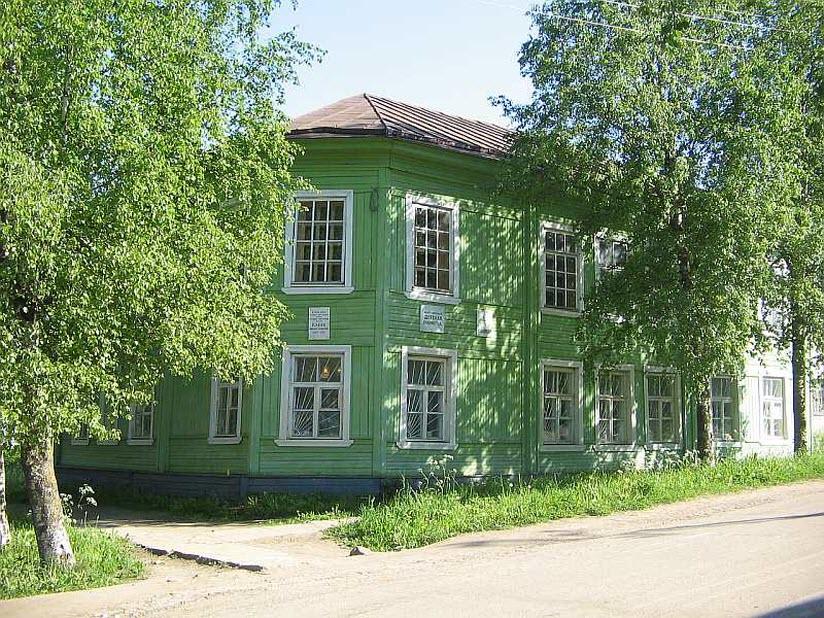 Музей Николая Клюева