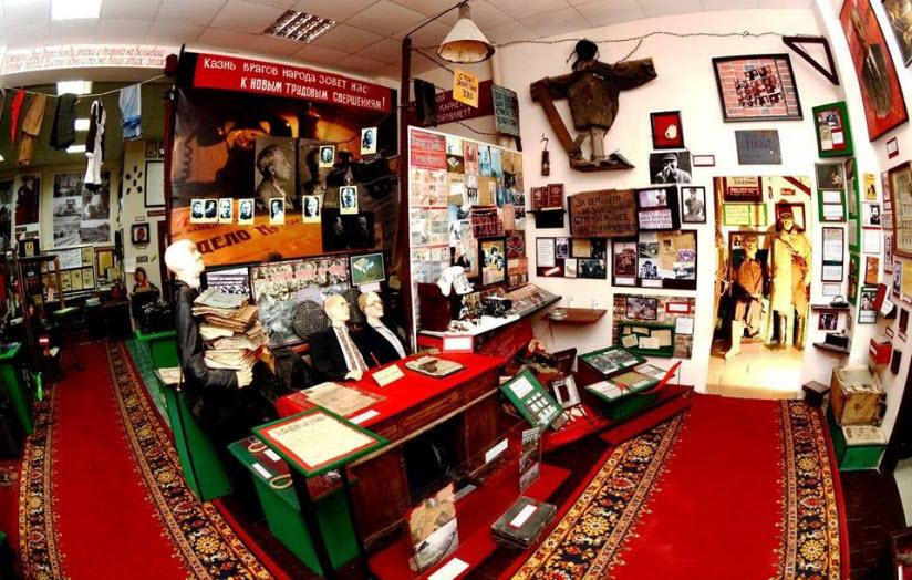 Музей прессы «Антресоль»