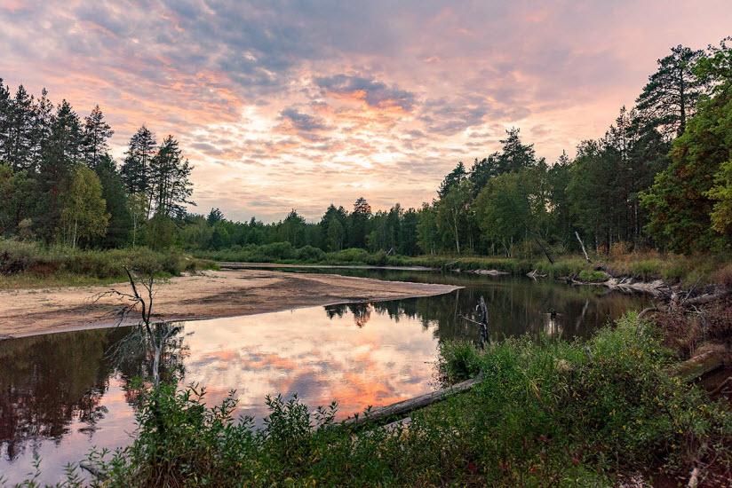 Национальный парк Мещерский