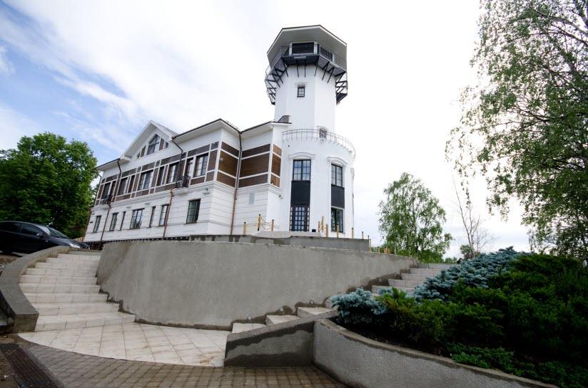 Отель-маяк «Wardenclyffe Volgo-Balt»