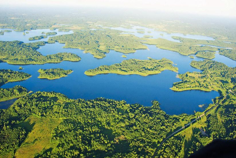Озеро Алё