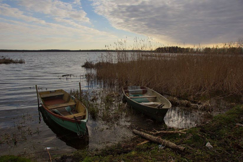 Озеро Белогули
