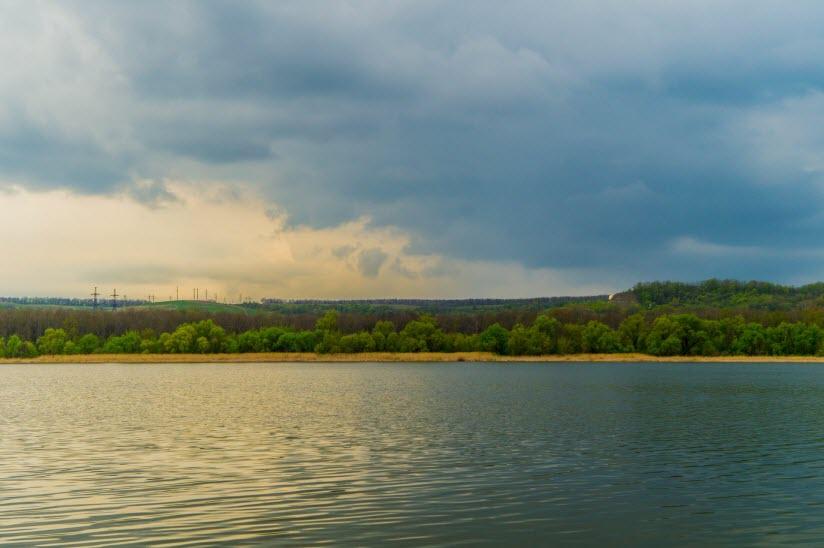 Озеро Богатое