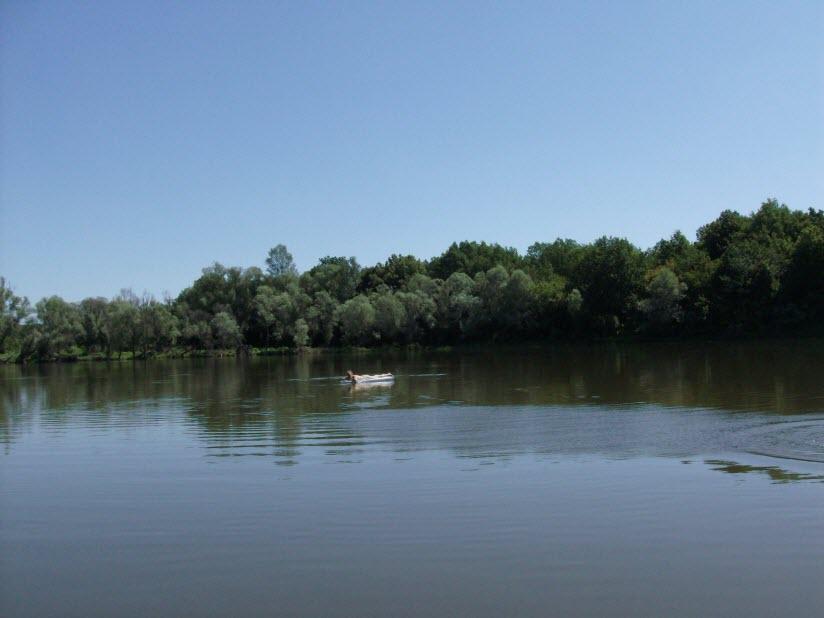 Озеро Песковатское