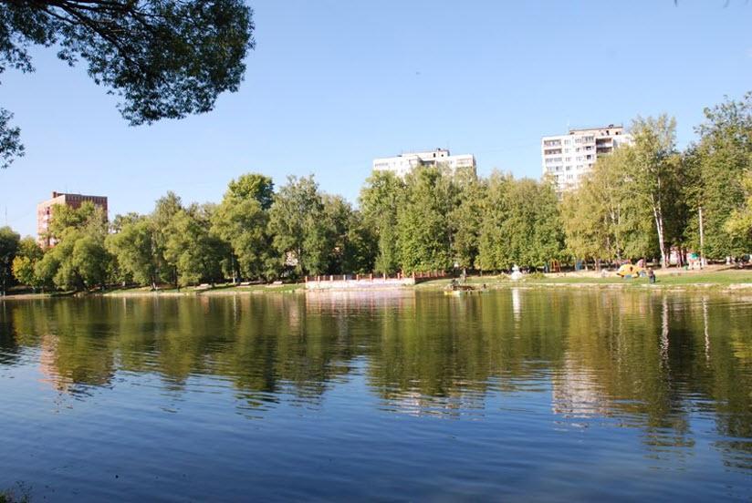Озеро Пионер