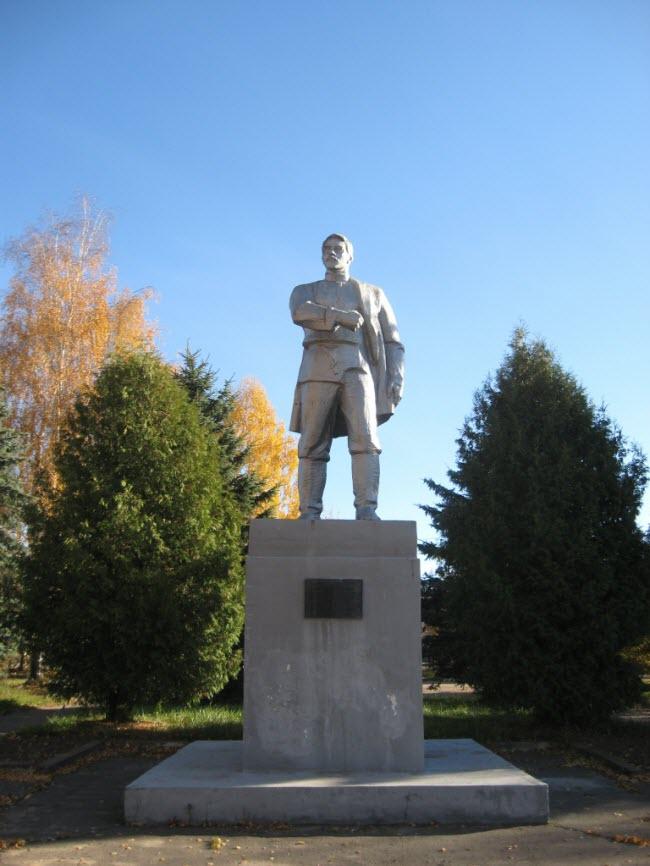 Памятник П.П. Конакову