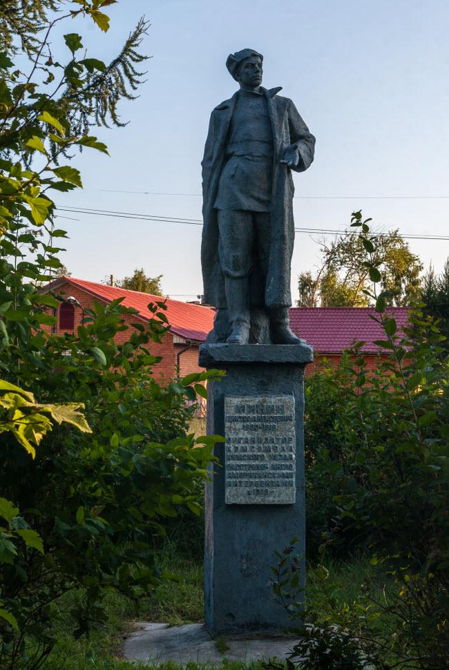 Памятник В.А. Минину