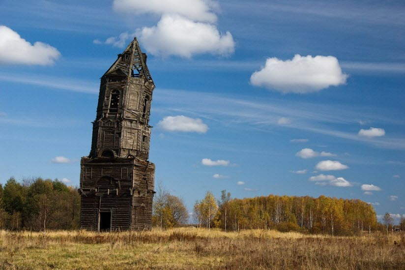 Пизанская башня в Бельском
