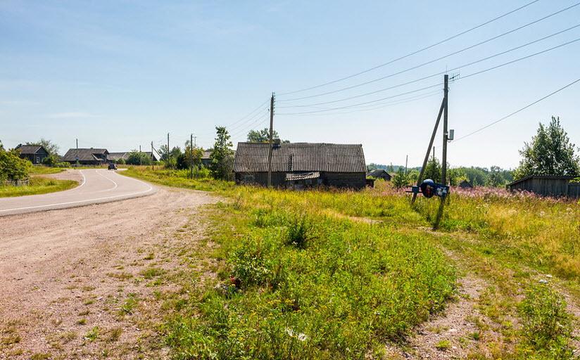 Поселок Погранкондуши