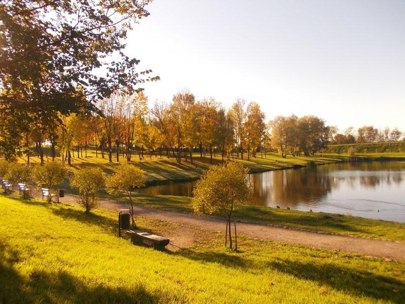 Псковский дендропарк