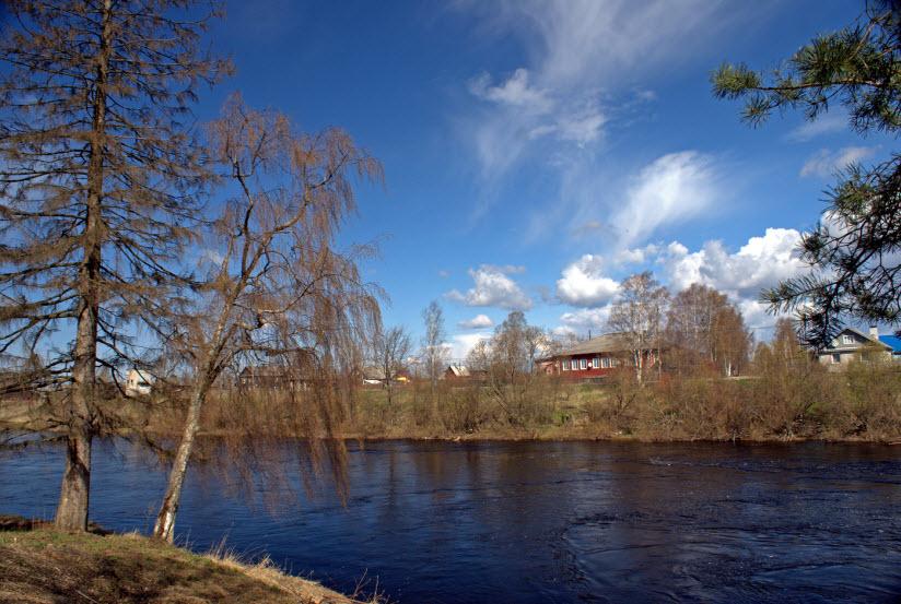 Река Олонка