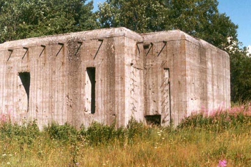 Советские оборонительные сооружения 1939-1940 гг.