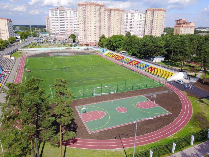 Стадион «Красное знамя»