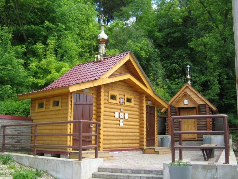 Святой источник в Гороховце