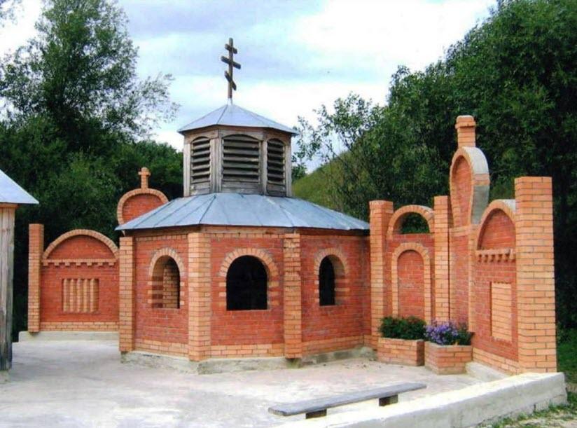 Святой источник в Пронске