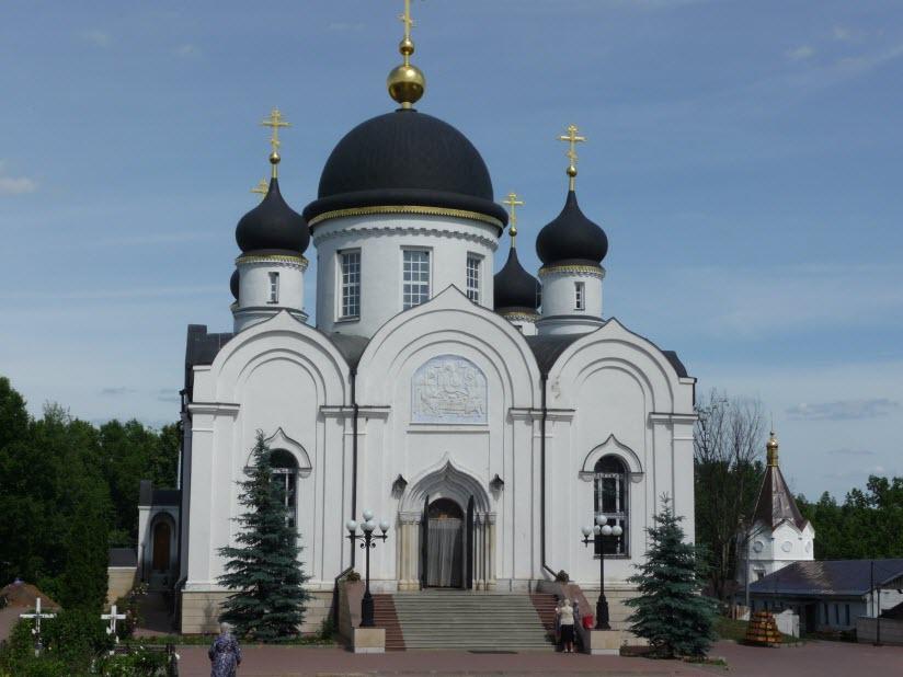 Тихоновский Преображенский монастырь