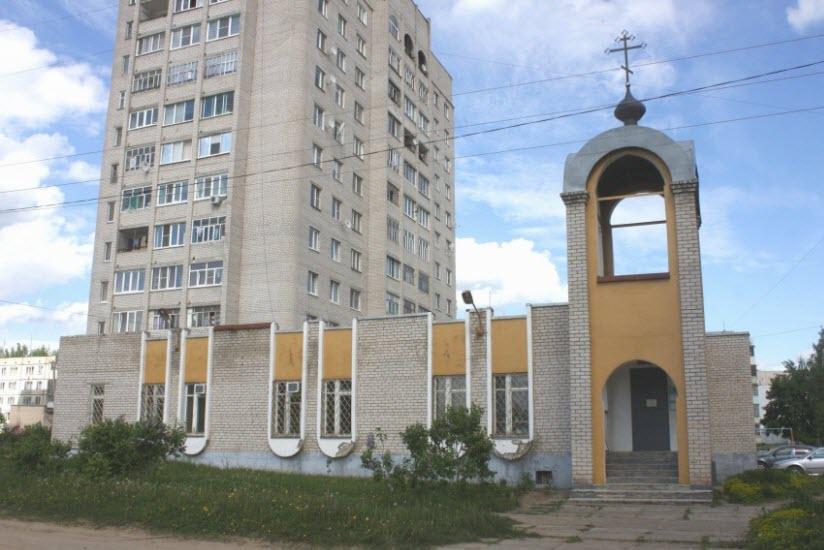 Церковь Михаила Тверского и Анны Кашинской