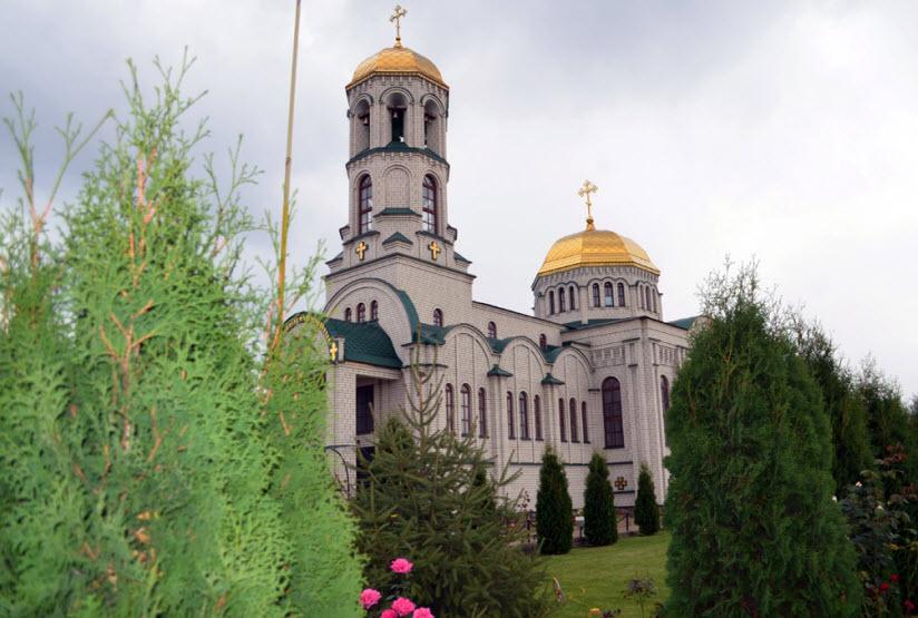 Церковь Новомучеников Воронежских
