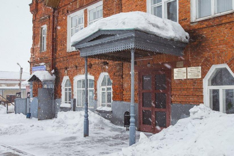 Выставочный зал «Георгиевский»