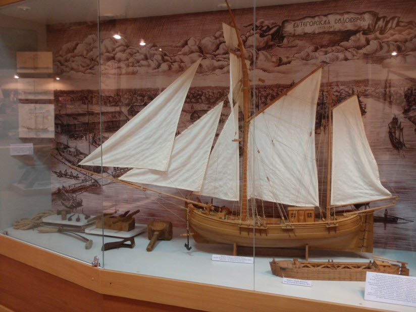 Вытегорский краеведческий музей